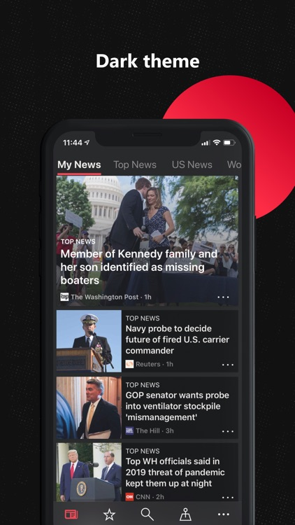 Microsoft News screenshot-5