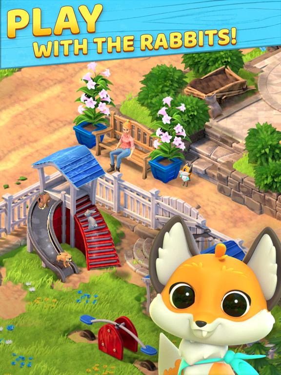 Wild Life: Puzzle Story screenshot 18