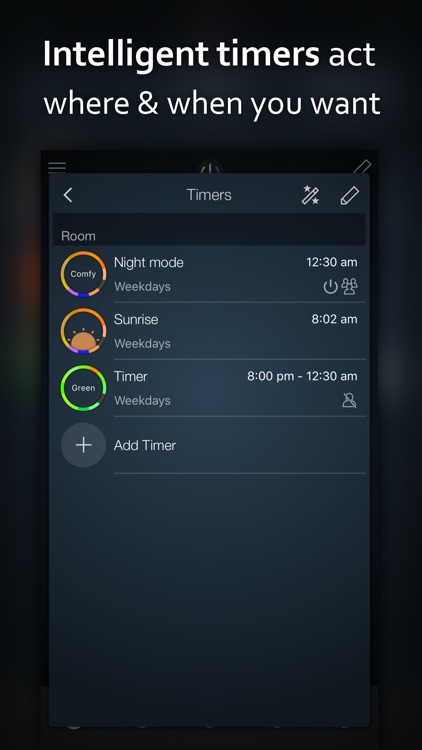 iConnectHue for Philips Hue screenshot-5