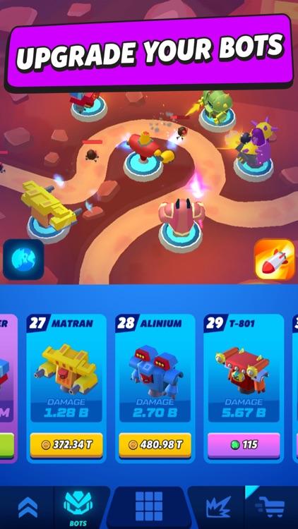 Merge Tower Bots screenshot-4