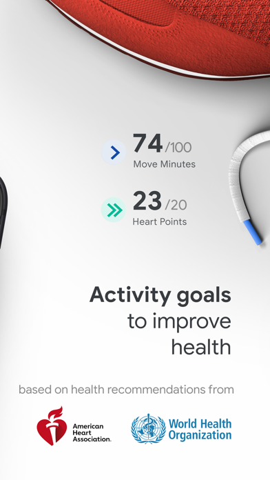 Google Fit – Activity Tracker screenshot 2