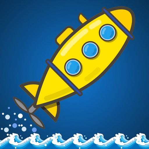 Submarine Jump! icon