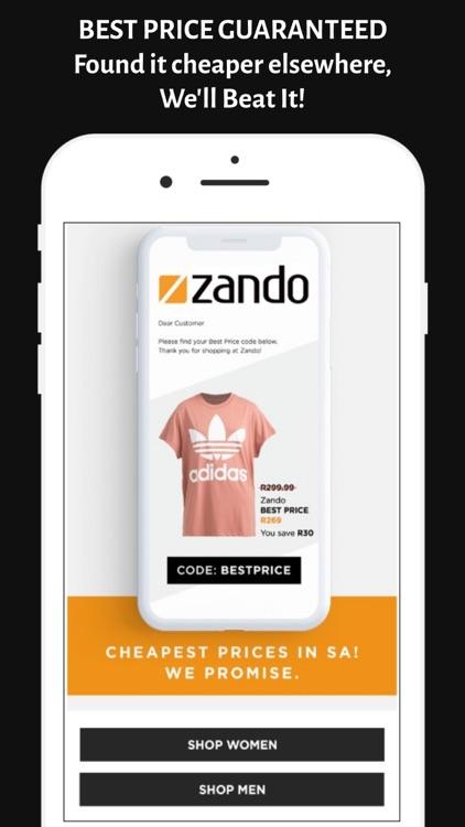 Online Shopping Fashion Zando