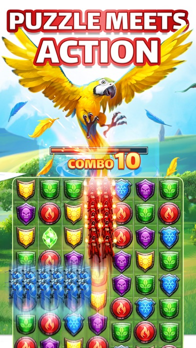 Empires & Puzzles Epic Match 3 Screenshot