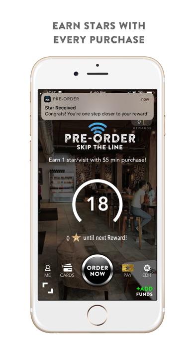 Pre-Order - Skip The Line App screenshot two