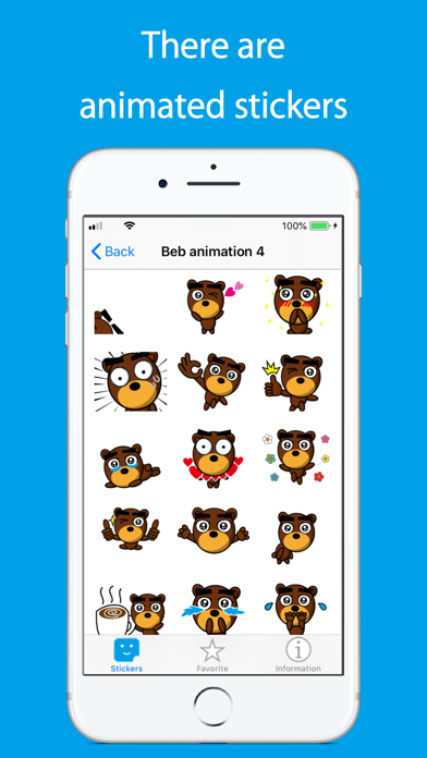 Stickers KAZU Screenshot