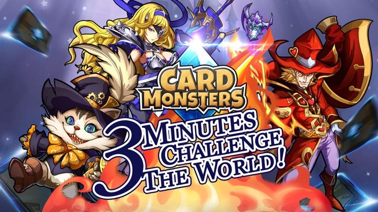 Card Monsters: 3 Minute Duels screenshot-9
