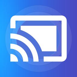 Ícone do app Rocket Video Cast | Chromecast