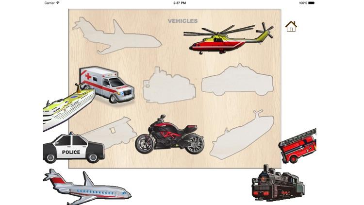 Toddler Puzzles & Games screenshot-3