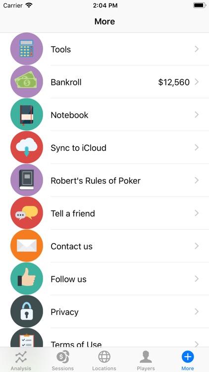 Pokerbook screenshot-6