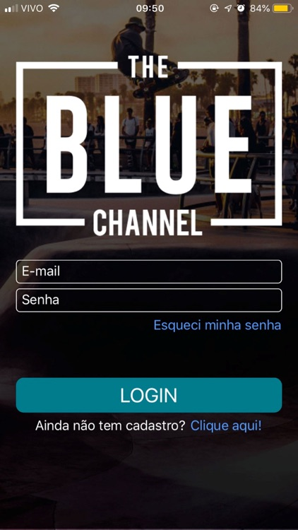 The Blue Channel