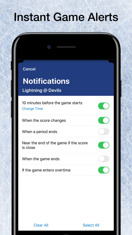 Scores App: Pro Hockey 2020 screenshot-8