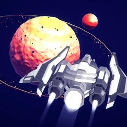 Galactic Ranger space runner 2