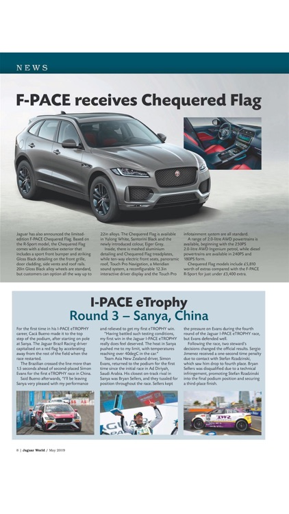 Jaguar World Magazine screenshot-7