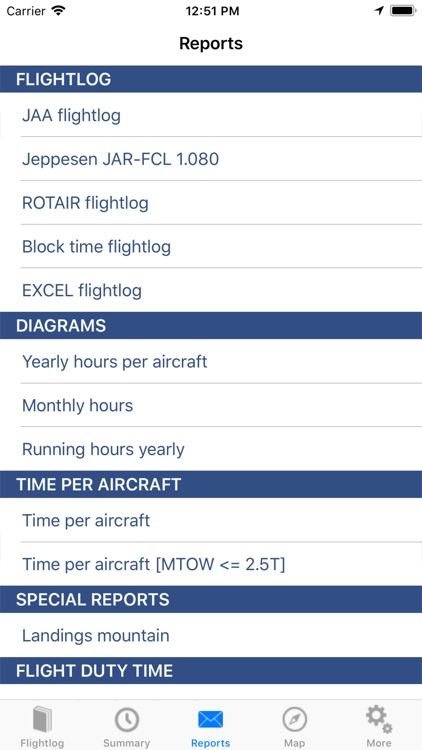 ROTAIR FlightLog screenshot-4
