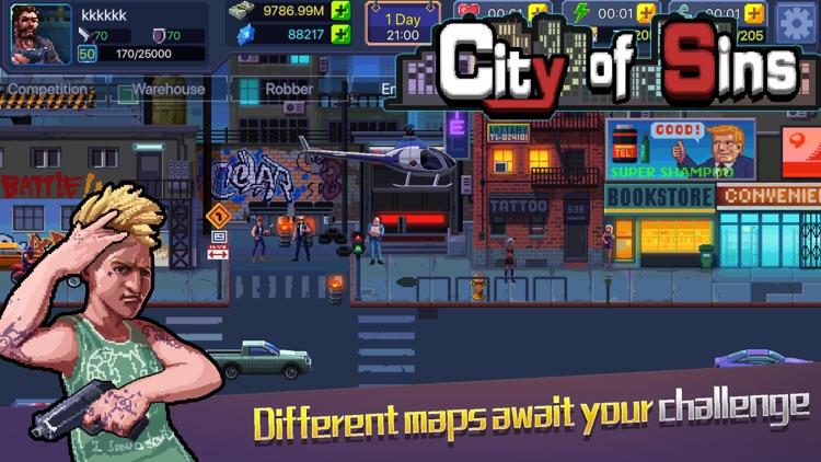City of Sins screenshot-4