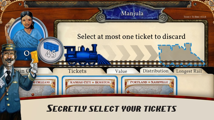 Ticket To Ride - PlayTable screenshot-3