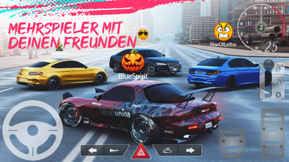 Herunterladen Real Car Parking 2 für Android