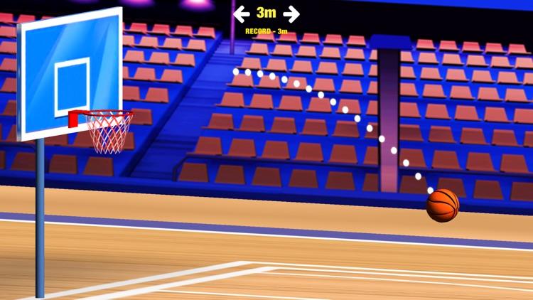Basketball Shooting King screenshot-3