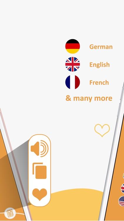 Text to Voice - Speech to Text screenshot-3