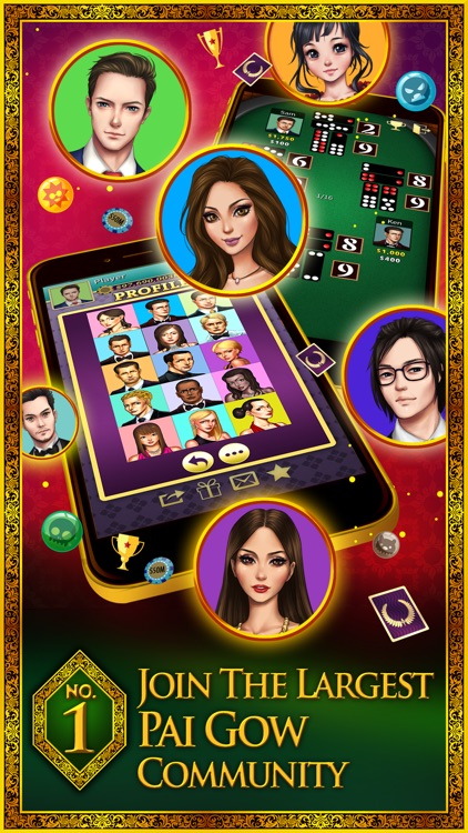 Paigow - KK Pai Gow (No Ads) screenshot-0