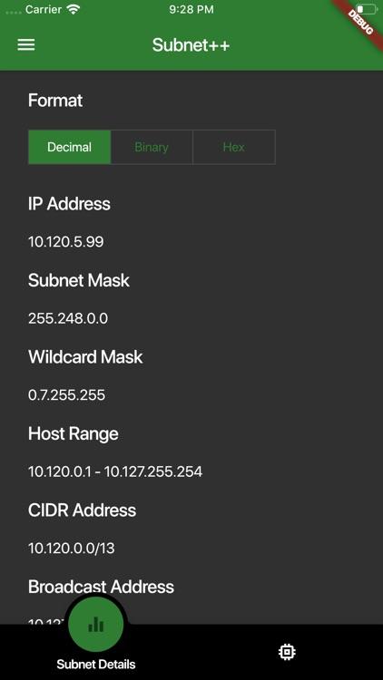 Subnet++ screenshot-7