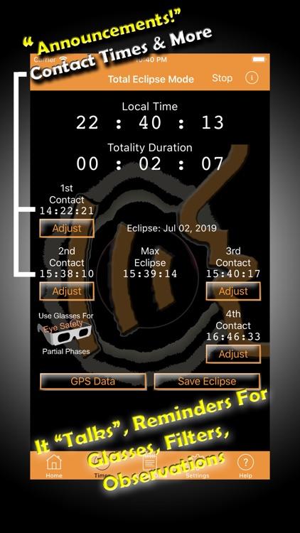 Solar Eclipse Timer screenshot-4