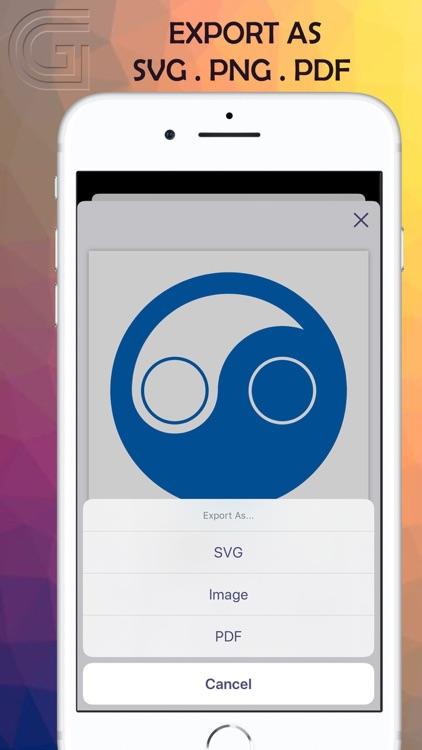 Grid Draw- Logo & Icon Creator screenshot-7
