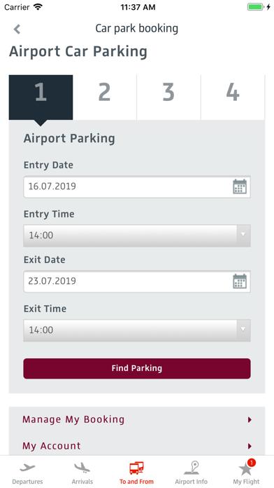 Berlin Airport (SXF/TXL) screenshot four