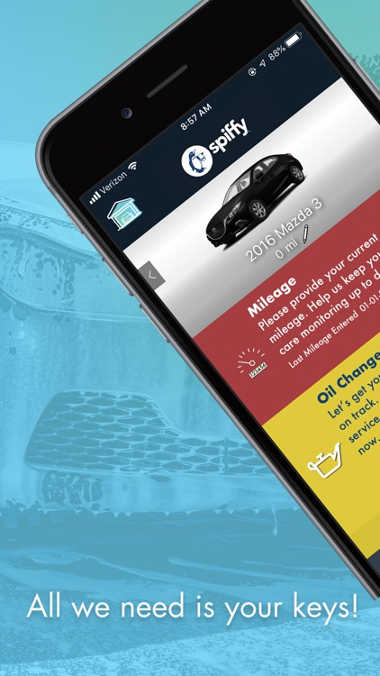 Spiffy On-Demand Car Care by Get Spiffy, Inc
