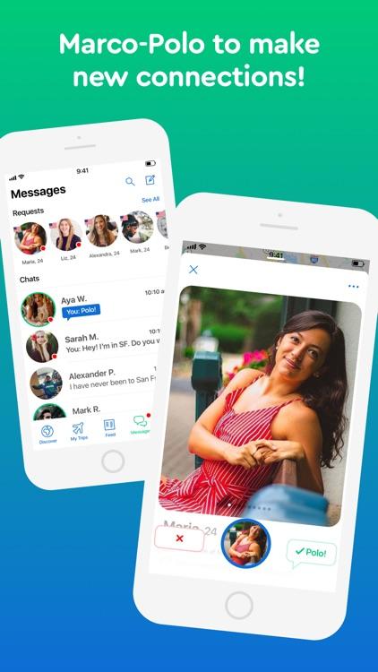 Marco | Your Social Travel Hub screenshot-4