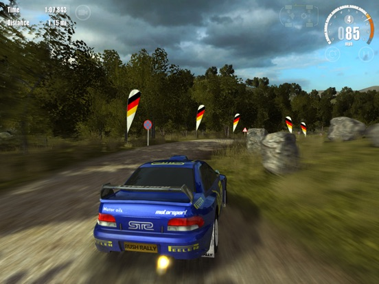 Rush Rally 3 screenshot 13