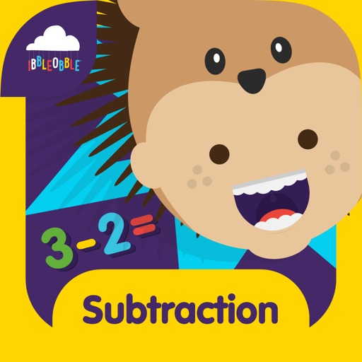 Subtraction Math : Ibbleobble