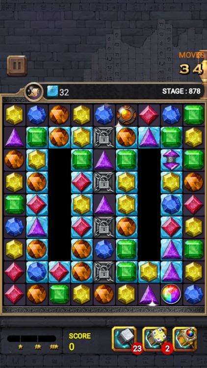 Jewelry King - Match 3 screenshot-5