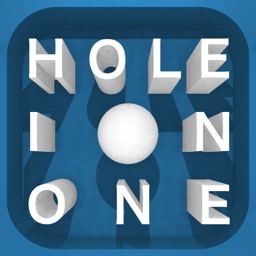 Hole in one - Physics Puzzle