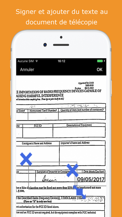 Screenshot #3 pour Snapfax - Snap to Fax