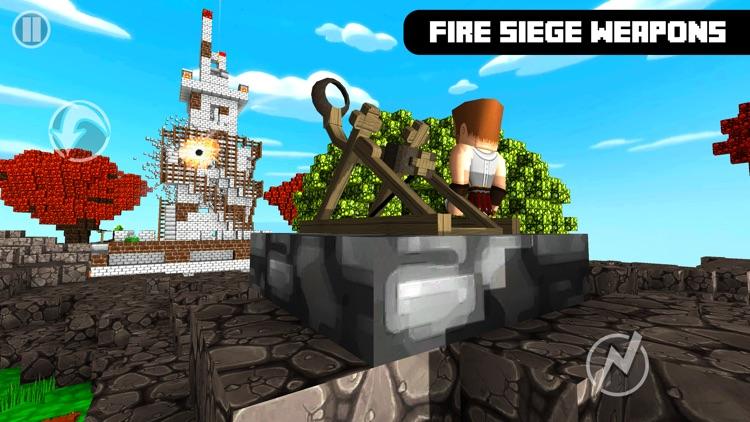 Castle Crafter Survival Craft screenshot-6