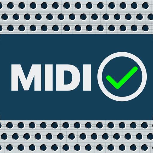 MIDI Check - Diagnose Tool