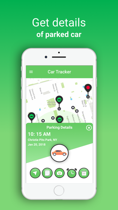 GPS Car Tracker - Track My Car Screenshot