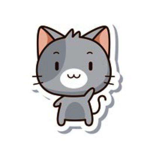 天空之猫 STICKER