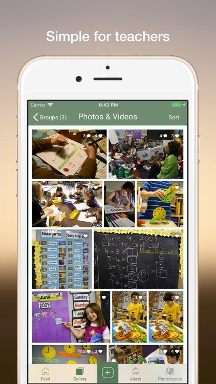Homeroom Private Photo Sharing screenshot-0