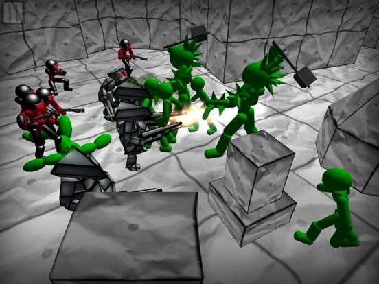 Battle Sim: Stickman Zombie screenshot 10