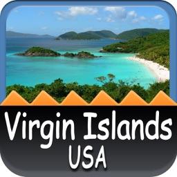 Virgin Islands-USA Offline Map