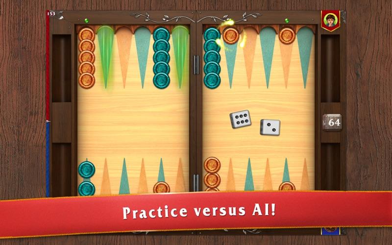 Backgammon Masters for Mac