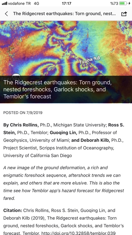 Temblor screenshot-5
