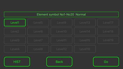 Learn science element symbol screenshot four