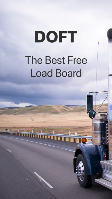 Doft Load Board  & Truck Loads Screenshot