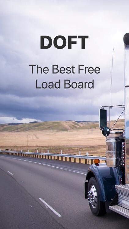Doft Load Board  & Truck Loads