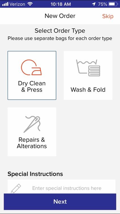 Tide Cleaners screenshot-3