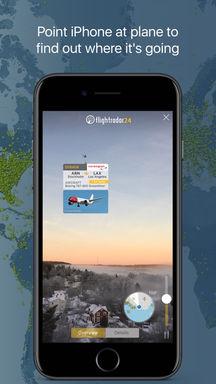 Flightradar24 | Flight Tracker screenshot-4